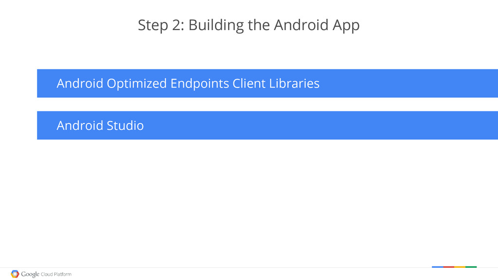Step 2: Building the Android App Android Optimi...