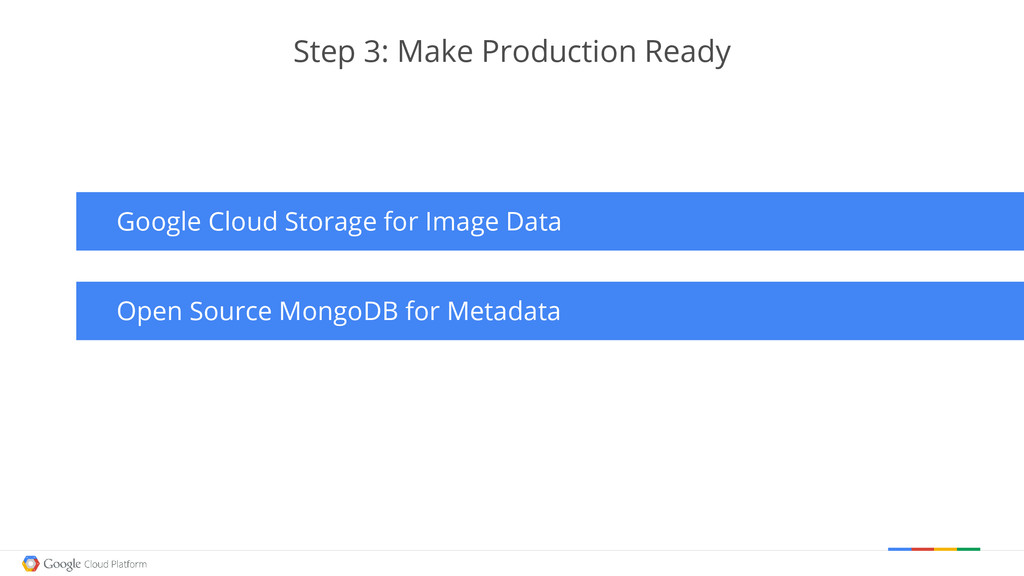 Step 3: Make Production Ready Open Source Mongo...