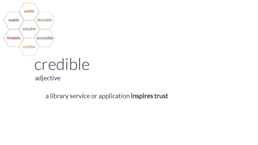 credible a library service or application inspi...