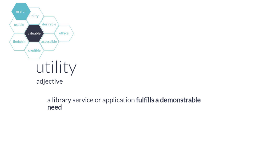 utility a library service or application fulfil...