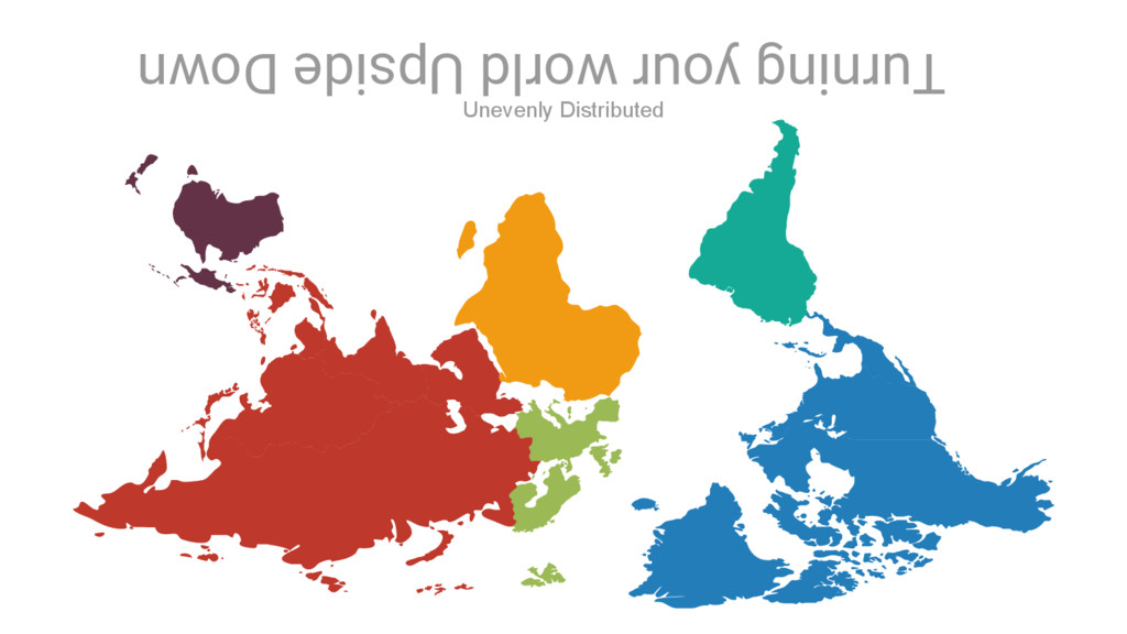 Turning your world Upside Down Unevenly Distrib...