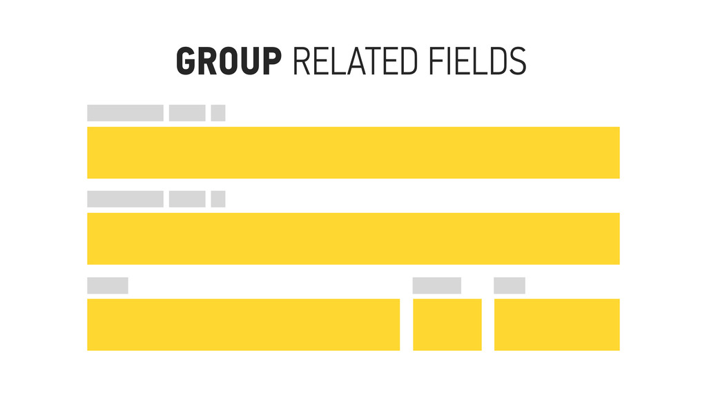 GROUP RELATED FIELDS