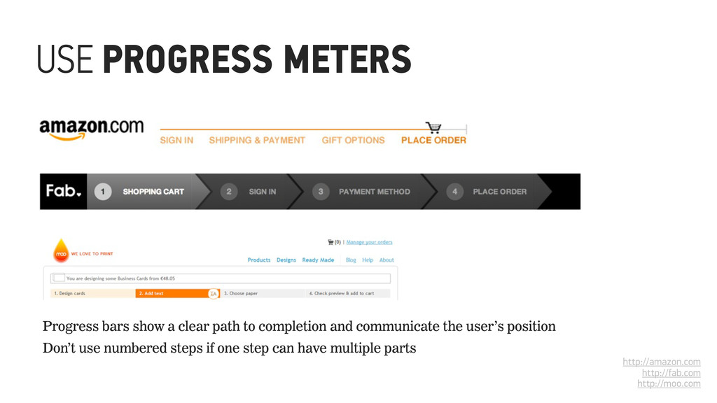 USE PROGRESS METERS http://amazon.com http://fa...