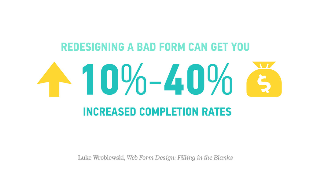 Luke Wroblewski, Web Form Design: Filling in th...