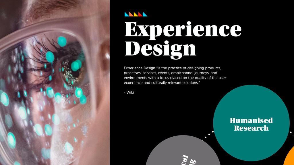 """Experience Design Experience Design """"is the pra..."""