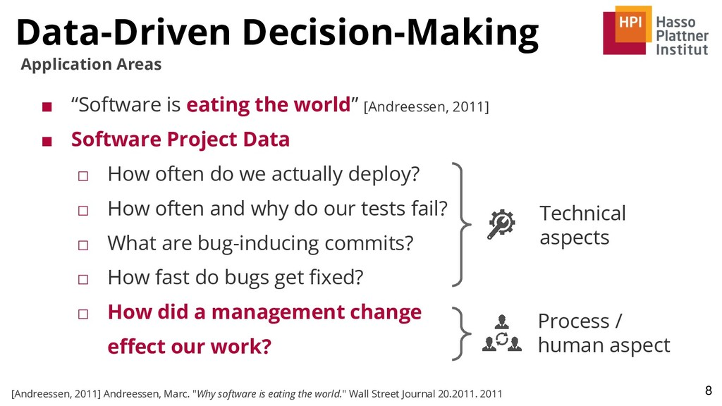 """■ """"Software is eating the world"""" [Andreessen, 2..."""