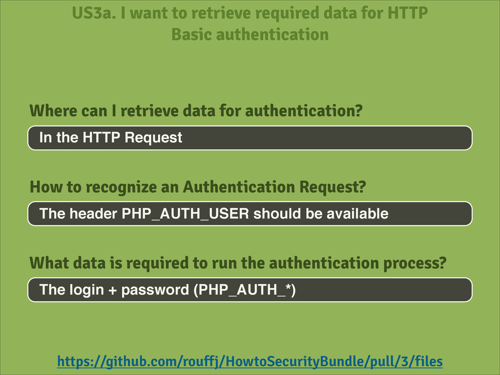US3a. I want to retrieve required data for HTTP...