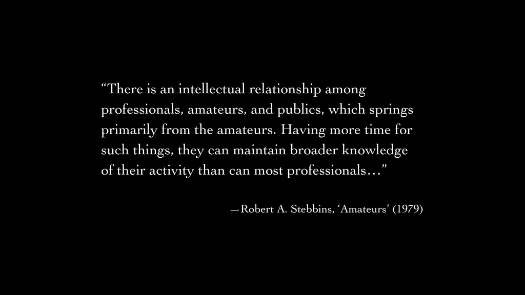 """There is an intellectual relationship among pr..."