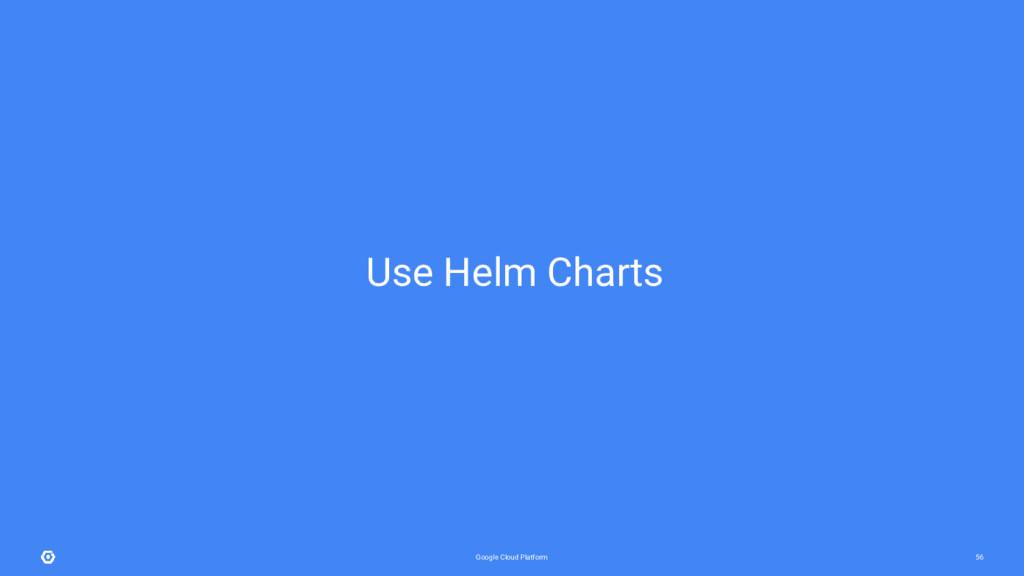 Google Cloud Platform 56 Use Helm Charts