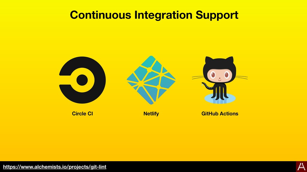 Continuous Integration Support Circle CI Netlif...
