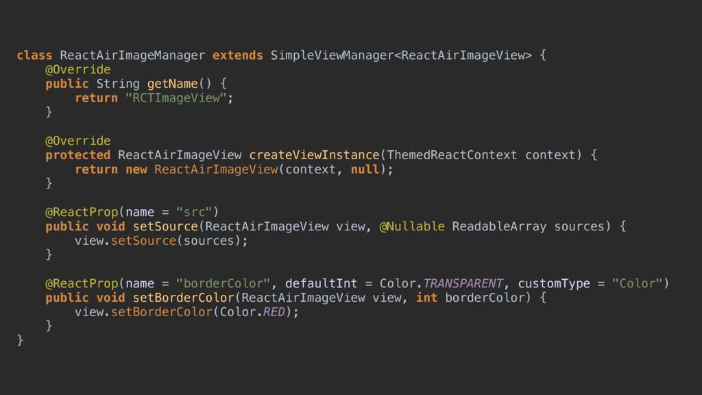 class ReactAirImageManager extends SimpleViewMa...