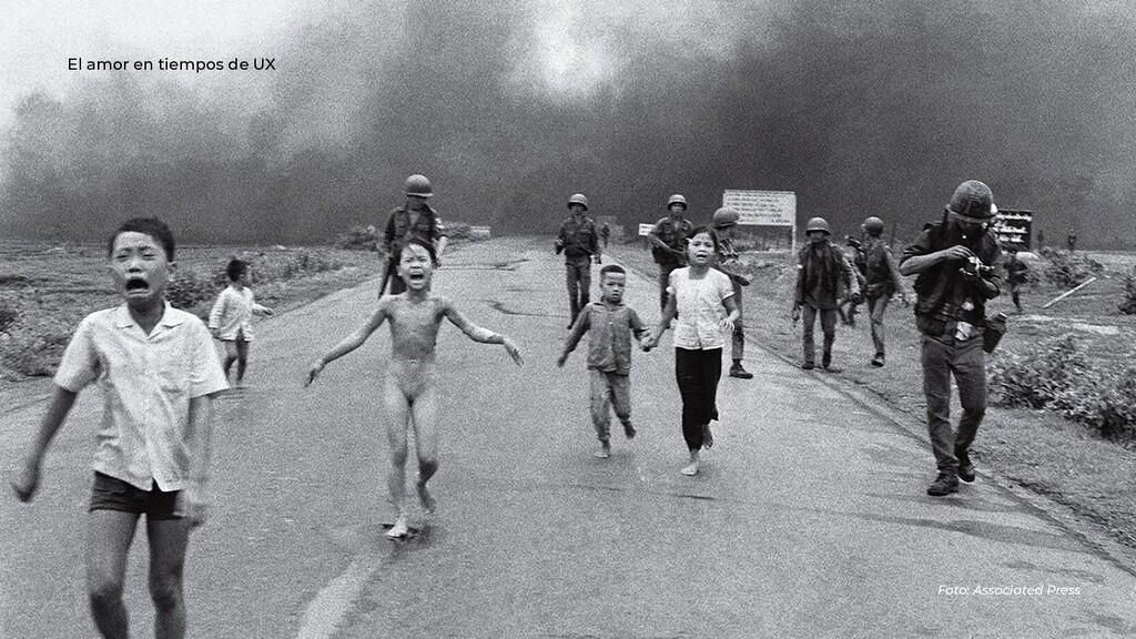 Foto: Associated Press El amor en tiempos de UX