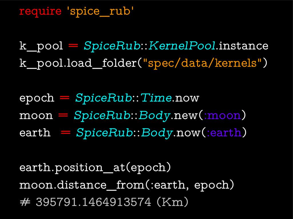 require 'spice_rub' k_pool = SpiceRub::KernelPo...