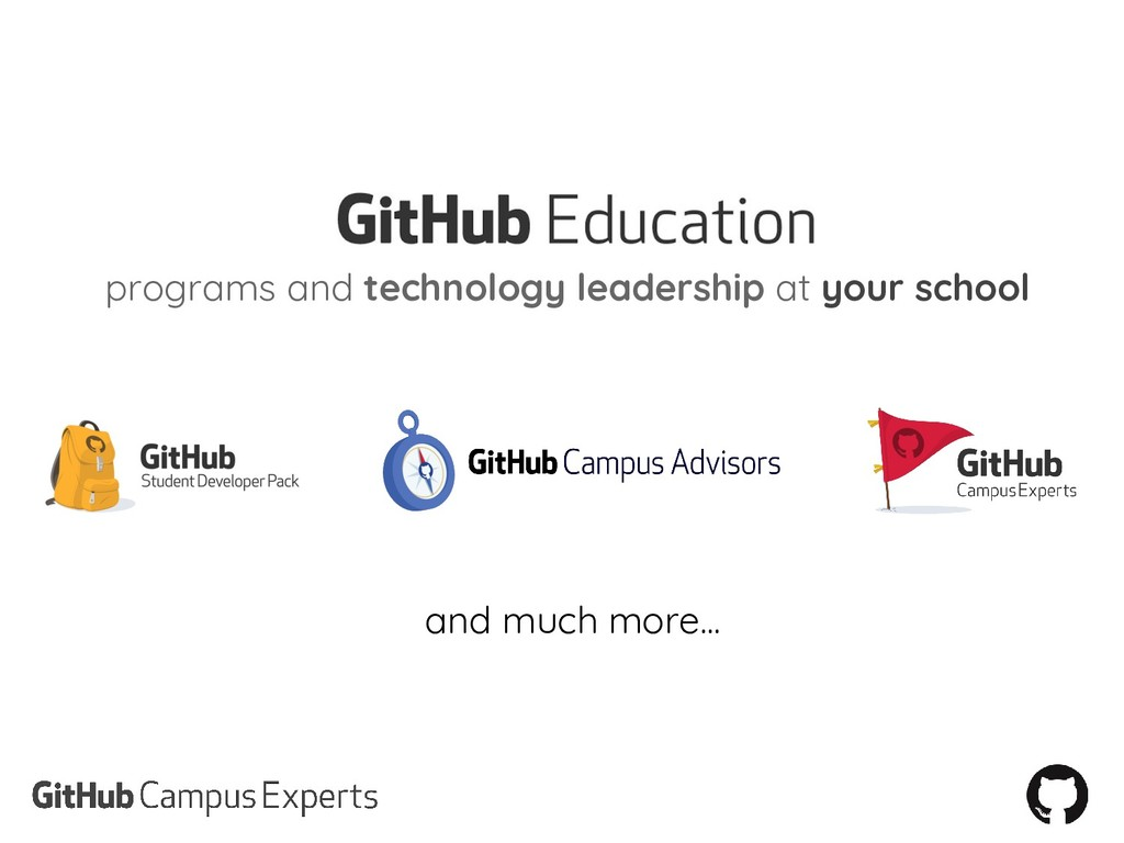 programs and technology leadership at your scho...