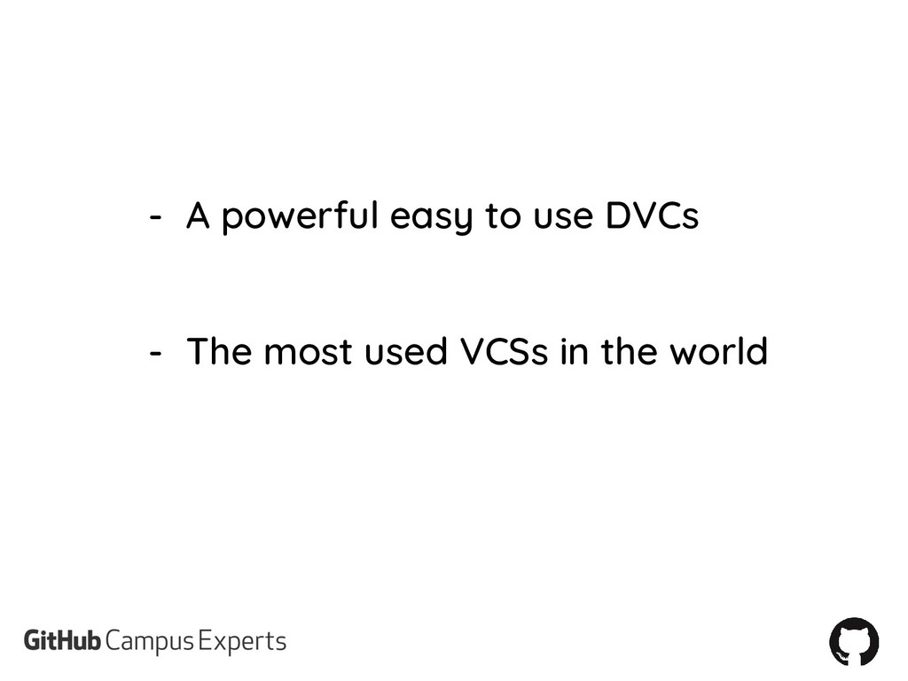 - A powerful easy to use DVCs - The most used V...