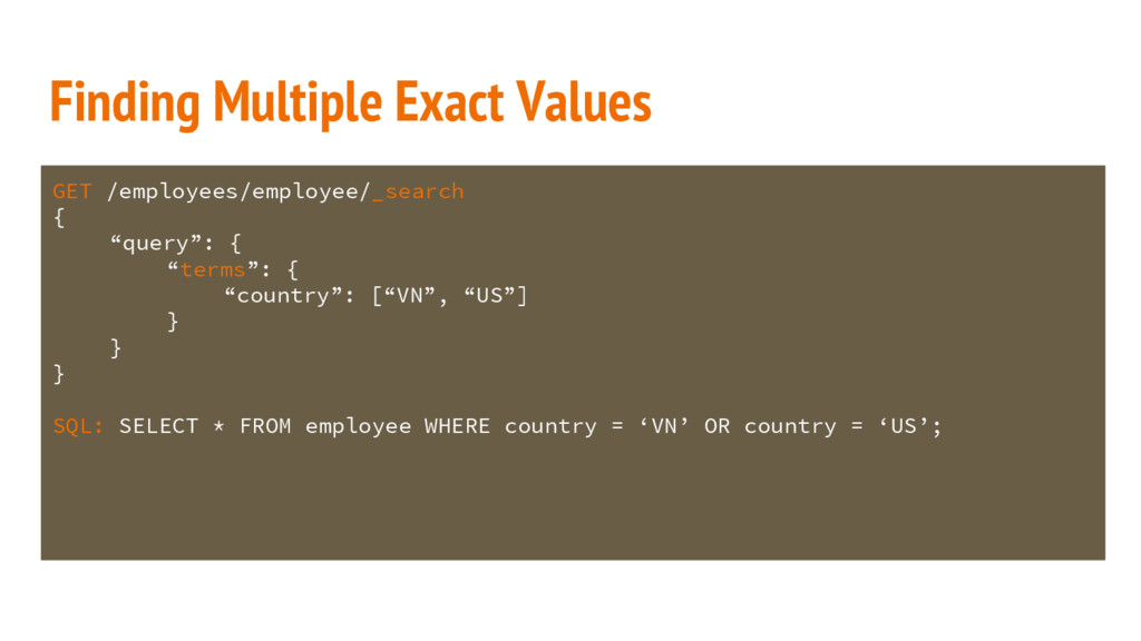 Finding Multiple Exact Values GET /employees/em...