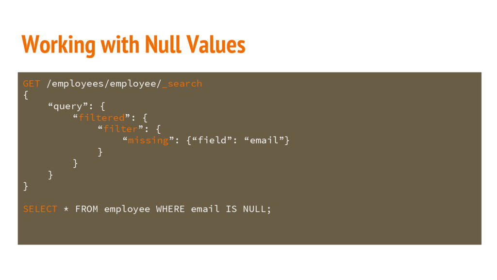 Working with Null Values GET /employees/employe...