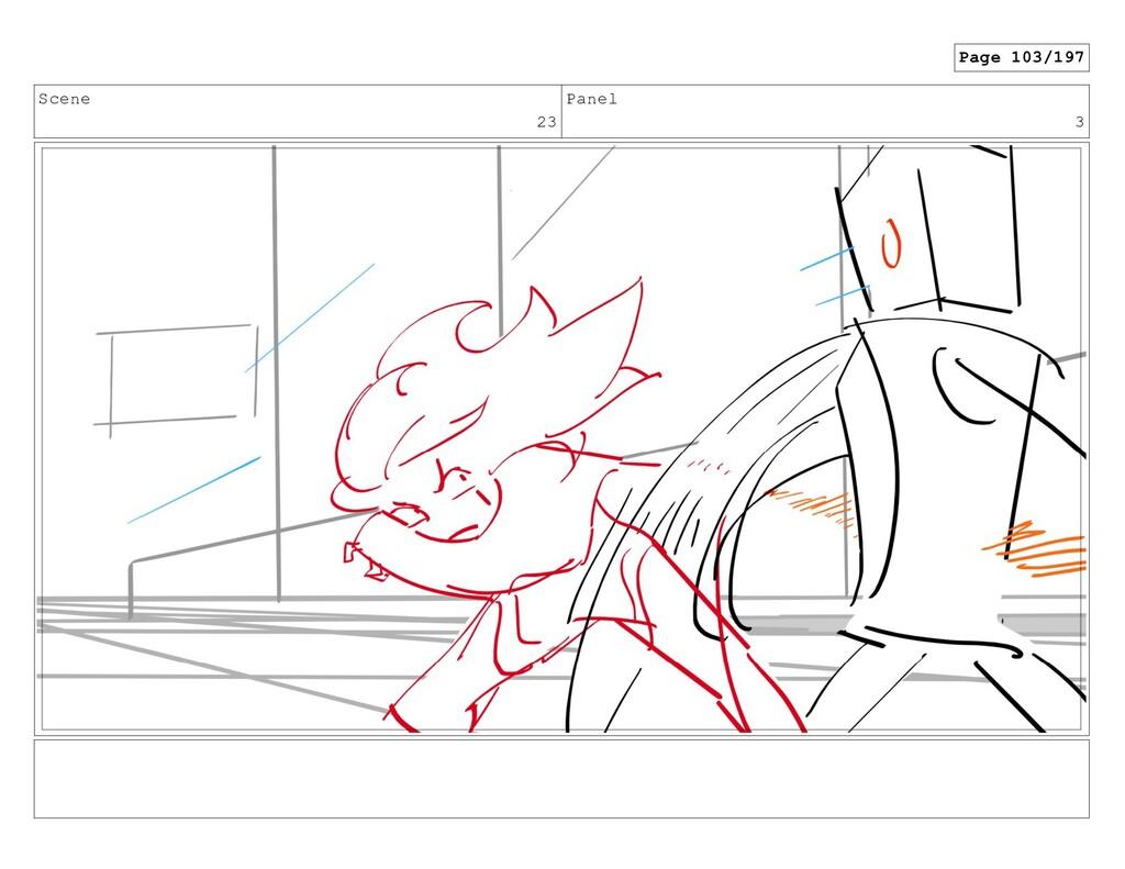 Scene 23 Panel 3 Page 103/197