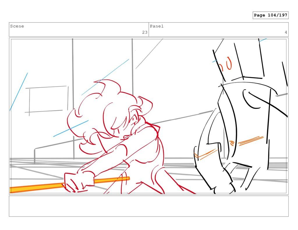 Scene 23 Panel 4 Page 104/197