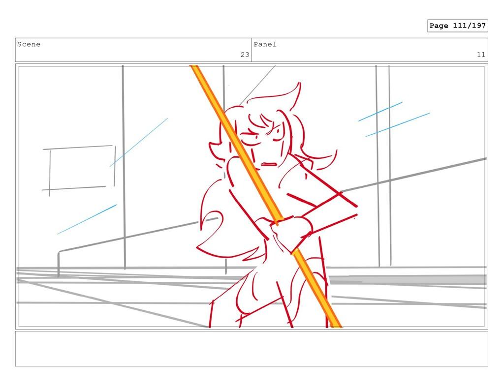 Scene 23 Panel 11 Page 111/197