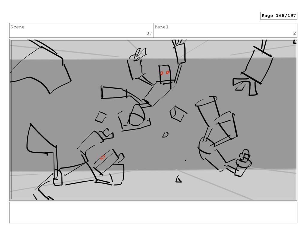 Scene 37 Panel 2 Page 168/197