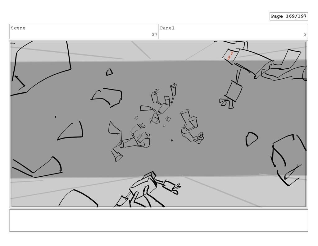 Scene 37 Panel 3 Page 169/197