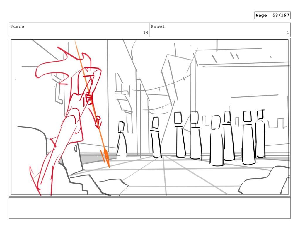 Scene 14 Panel 1 Page 58/197