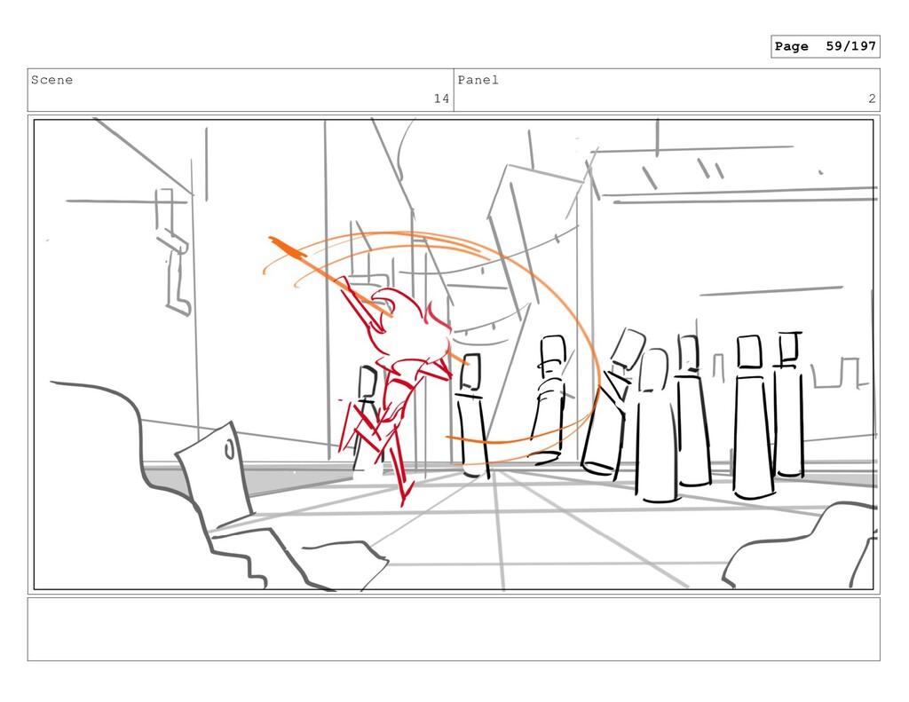 Scene 14 Panel 2 Page 59/197