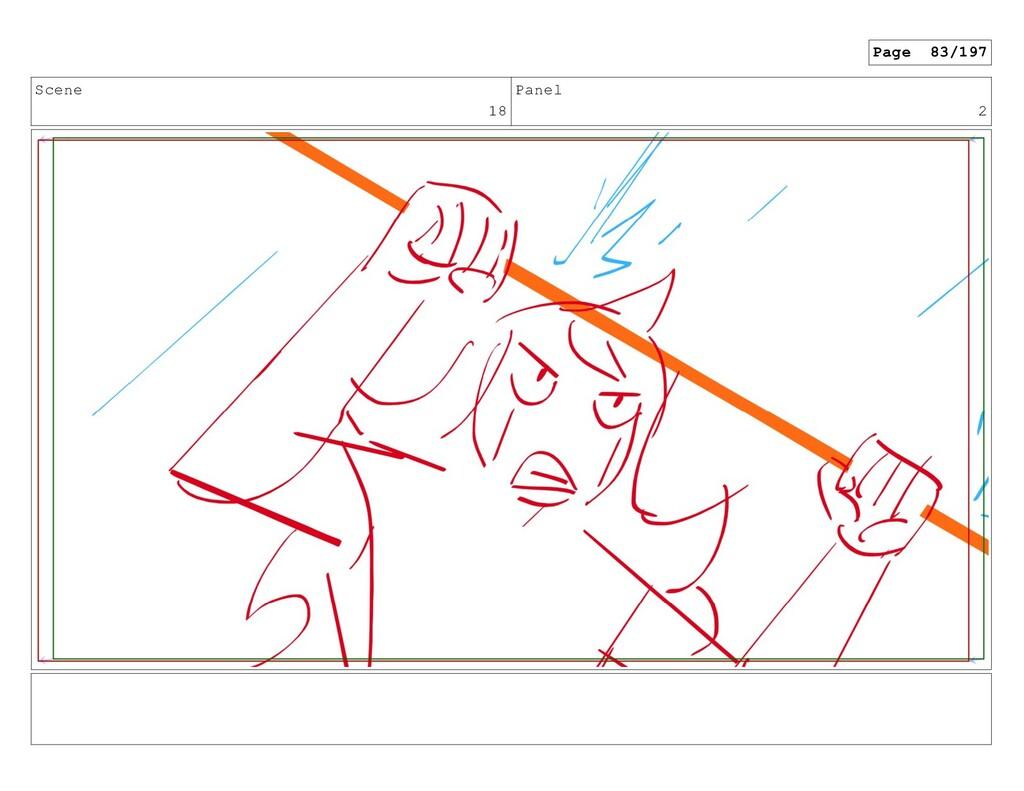 Scene 18 Panel 2 Page 83/197