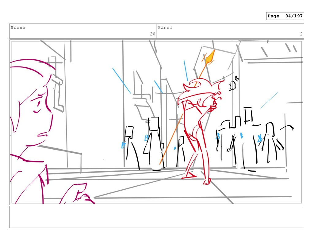 Scene 20 Panel 2 Page 94/197
