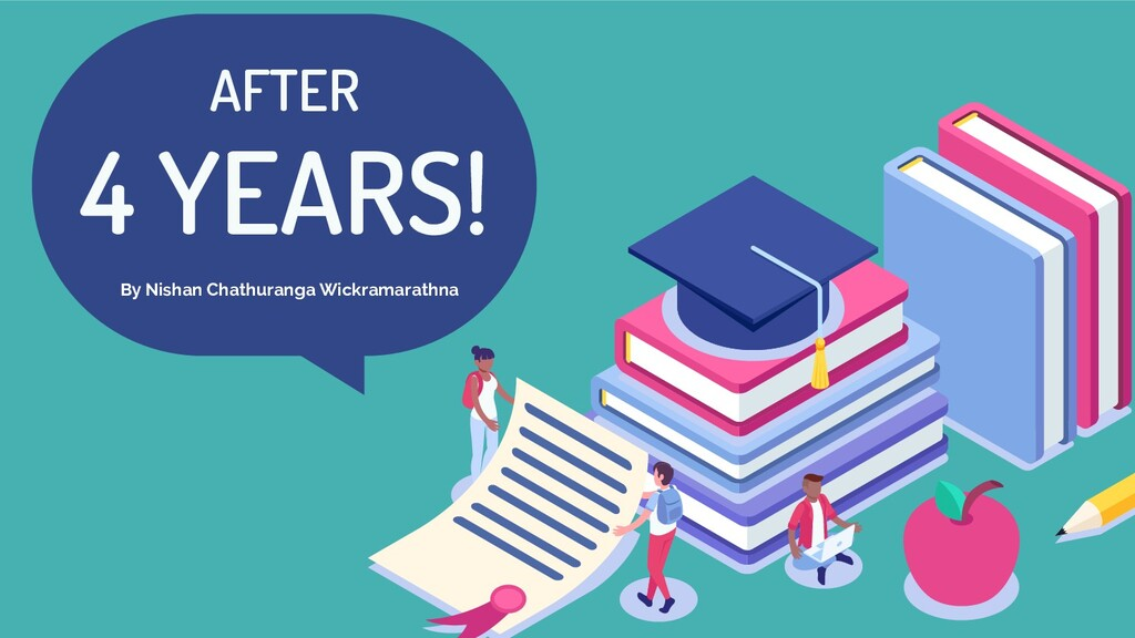 AFTER 4 YEARS! By Nishan Chathuranga Wickramara...