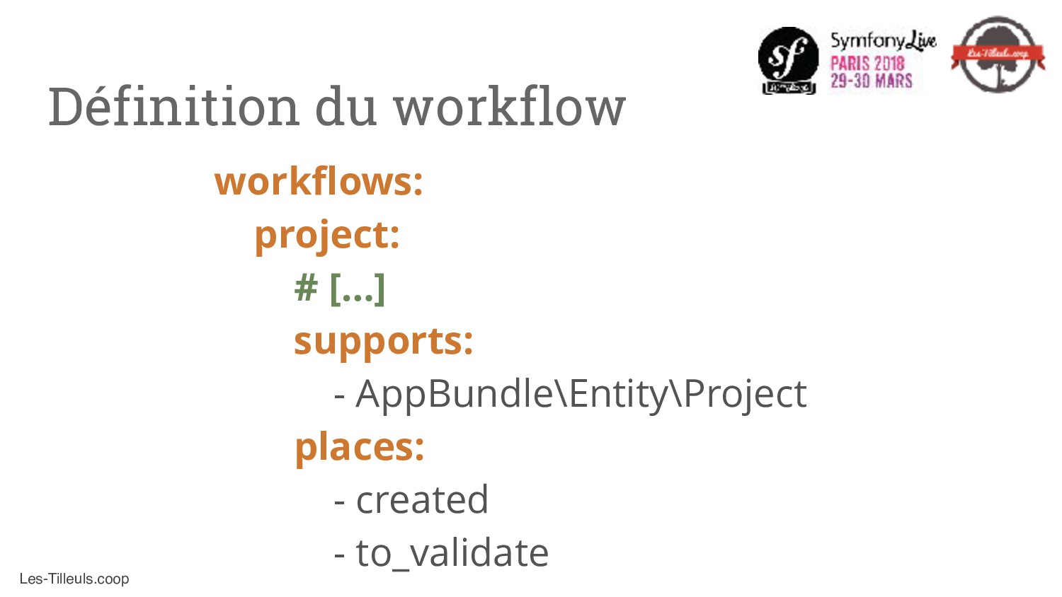 Les-Tilleuls.coop workflows: project: # […] sup...