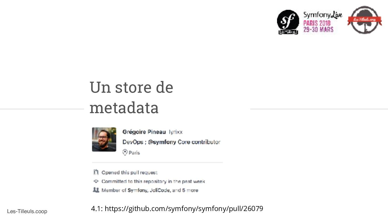Les-Tilleuls.coop Un store de metadata 4.1: htt...