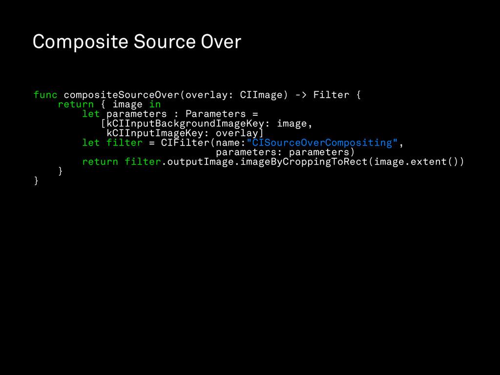 Composite Source Over func compositeSourceOver(...