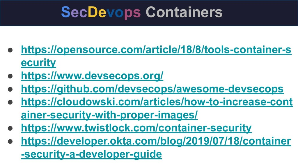 ● https://opensource.com/article/18/8/tools-con...