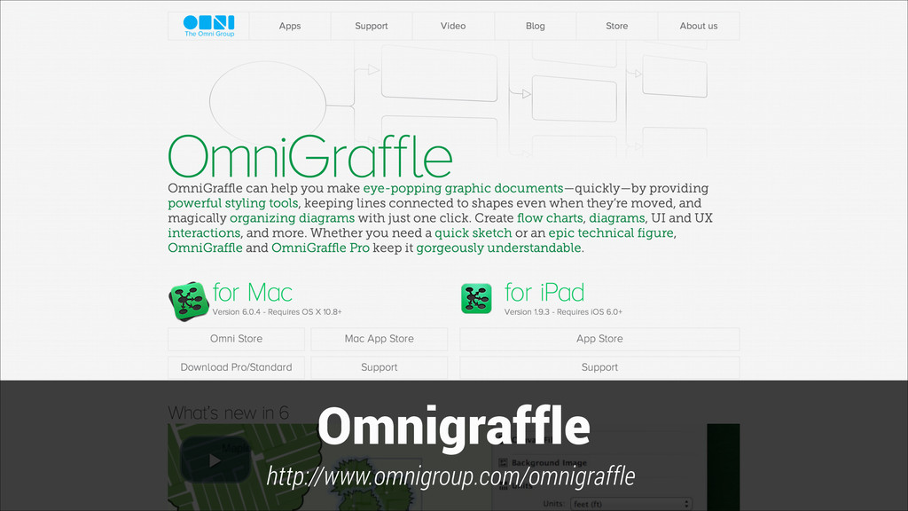 Omnigraffle http://www.omnigroup.com/omnigraffle