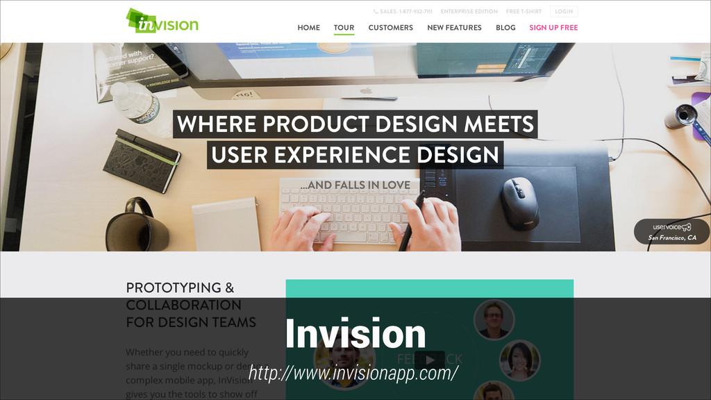 Invision http://www.invisionapp.com/