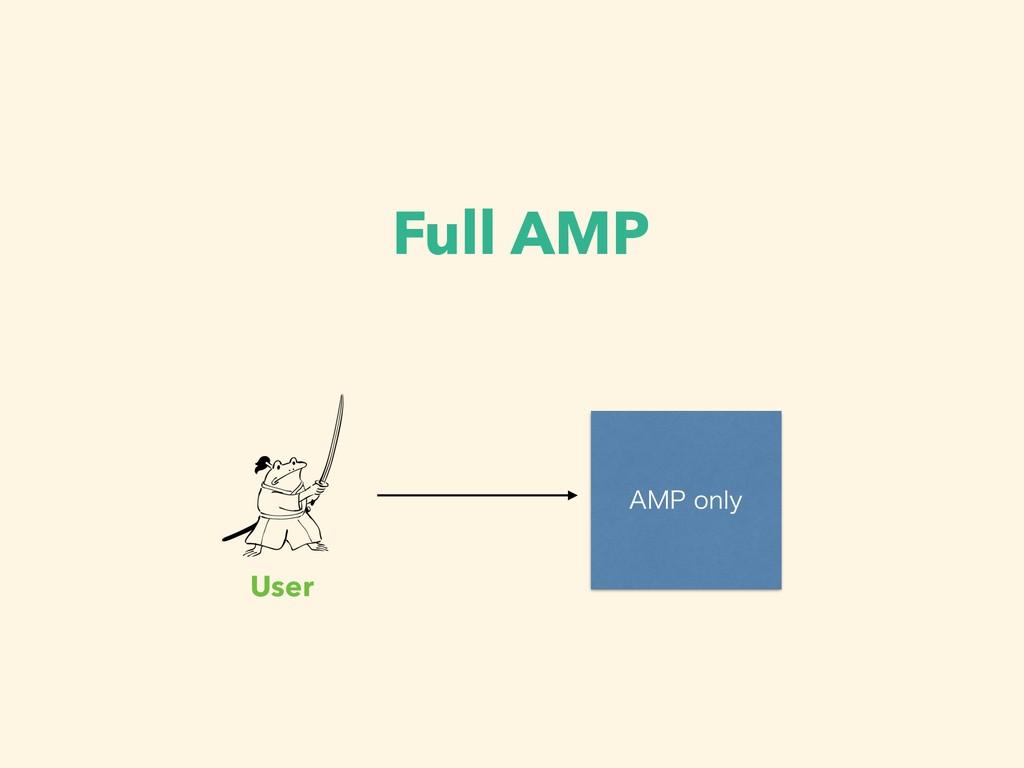 """Full AMP """".1POMZ User"""