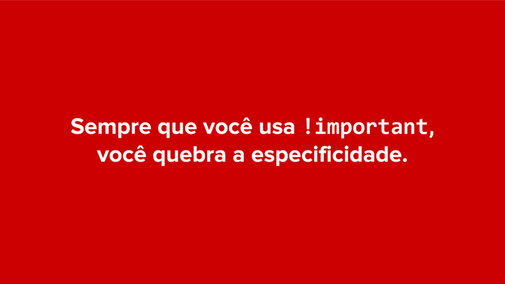 !important,