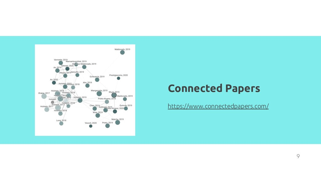 Connected Papers https://www.connectedpapers.co...