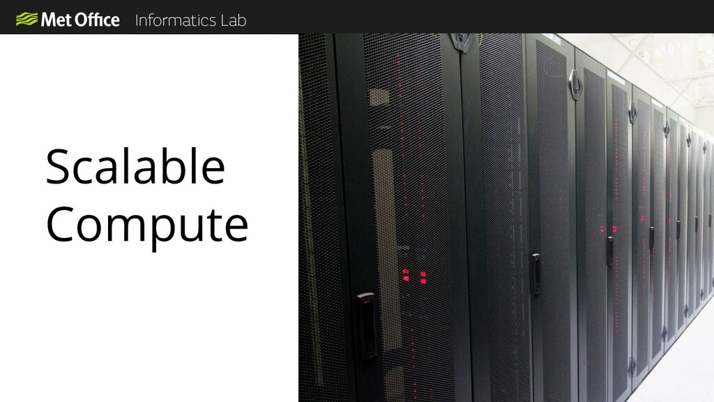 Scalable Compute