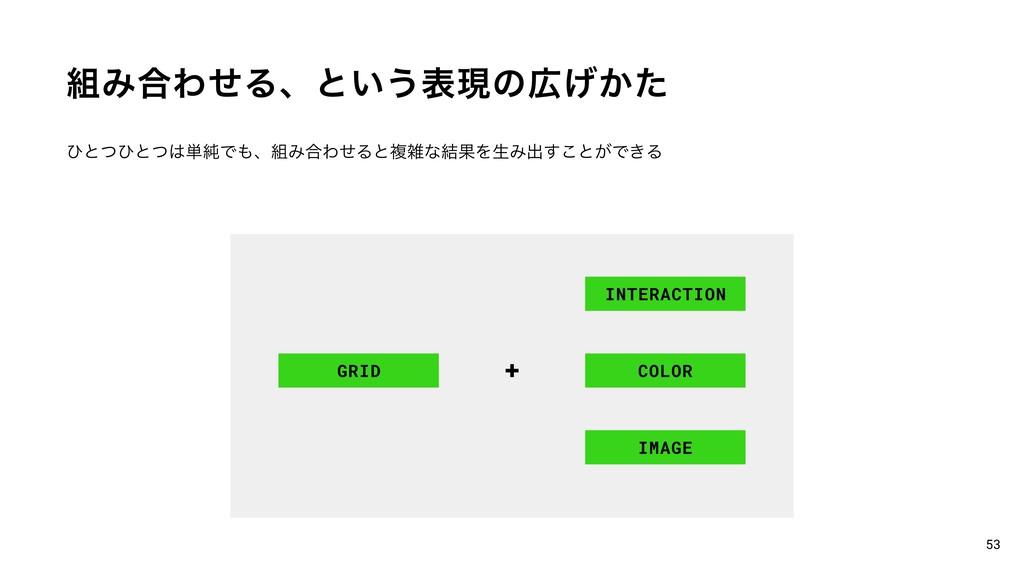 Έ߹ΘͤΔɺͱ͍͏දݱͷ͔͛ͨ INTERACTION GRID COLOR IMAGE ...