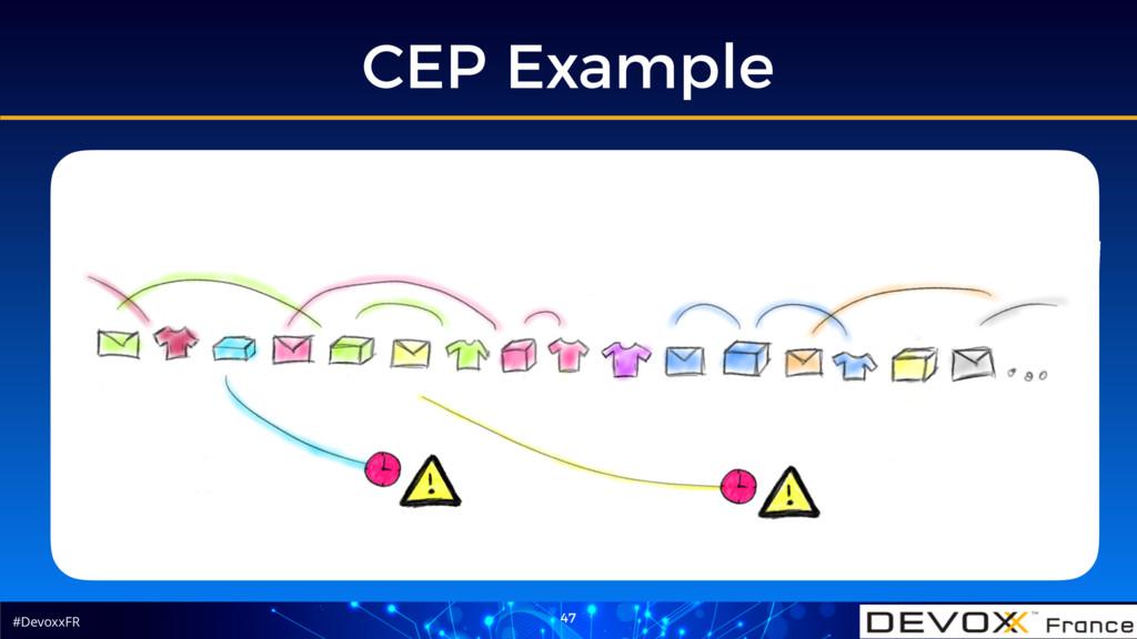 #DevoxxFR CEP Example 47