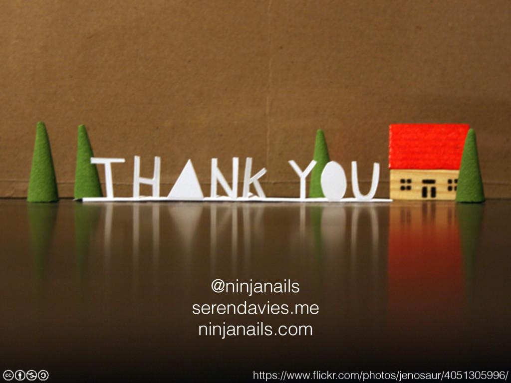 @ninjanails serendavies.me ninjanails.com https...