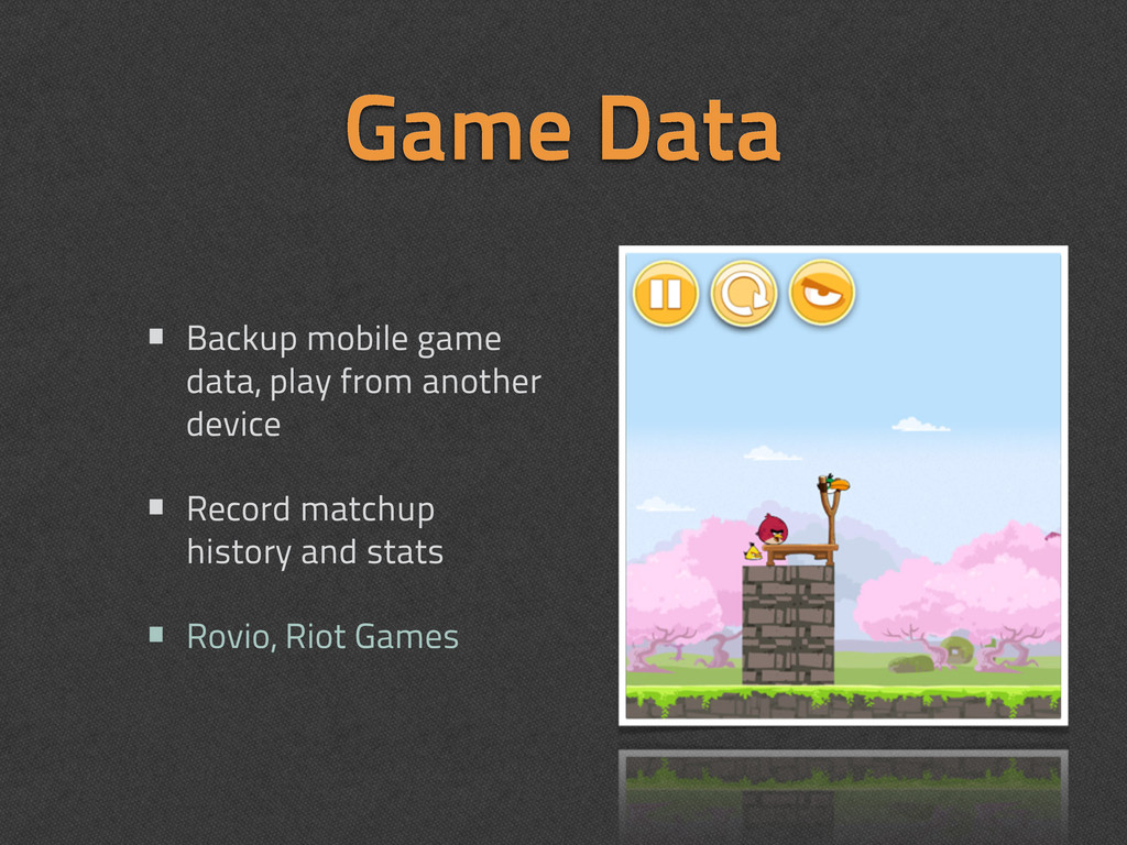 Game Data • Backup mobile game data, play from ...