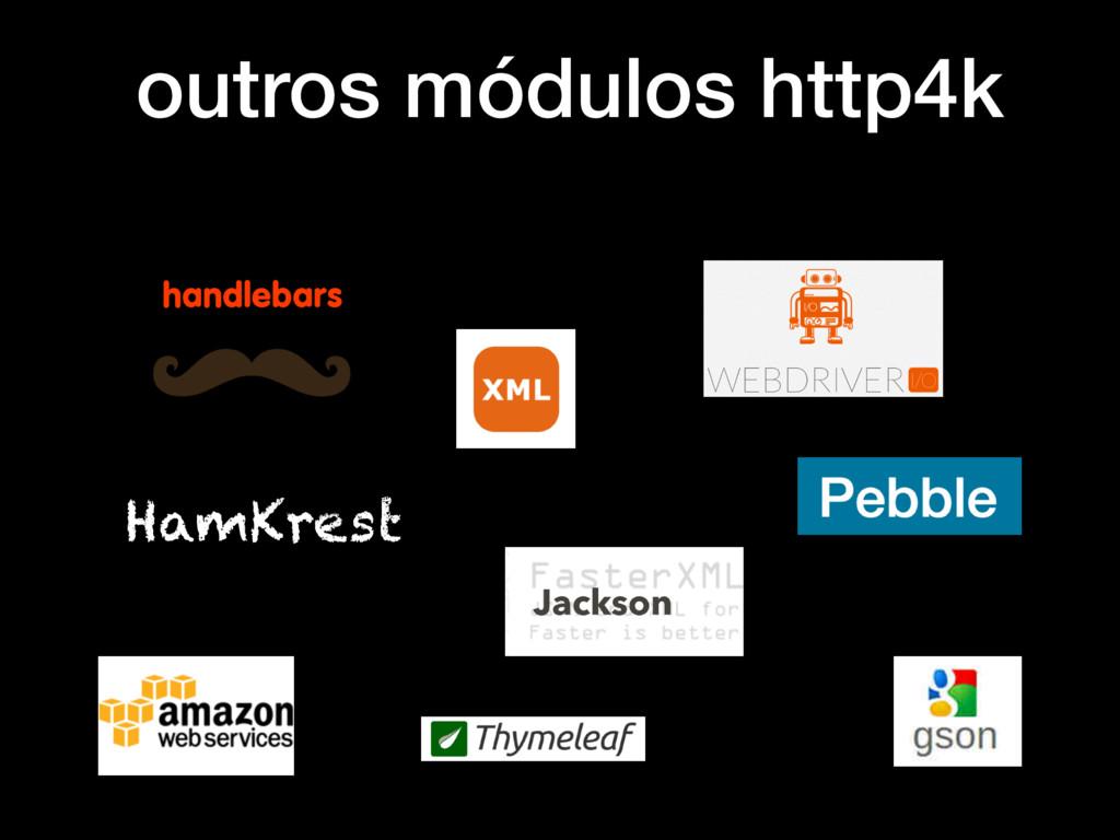 outros módulos http4k HamKrest