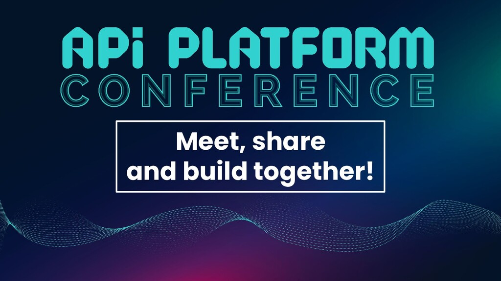 Meet, share and build together!
