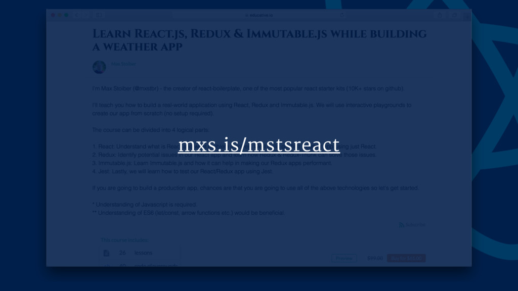 mxs.is/mstsreact