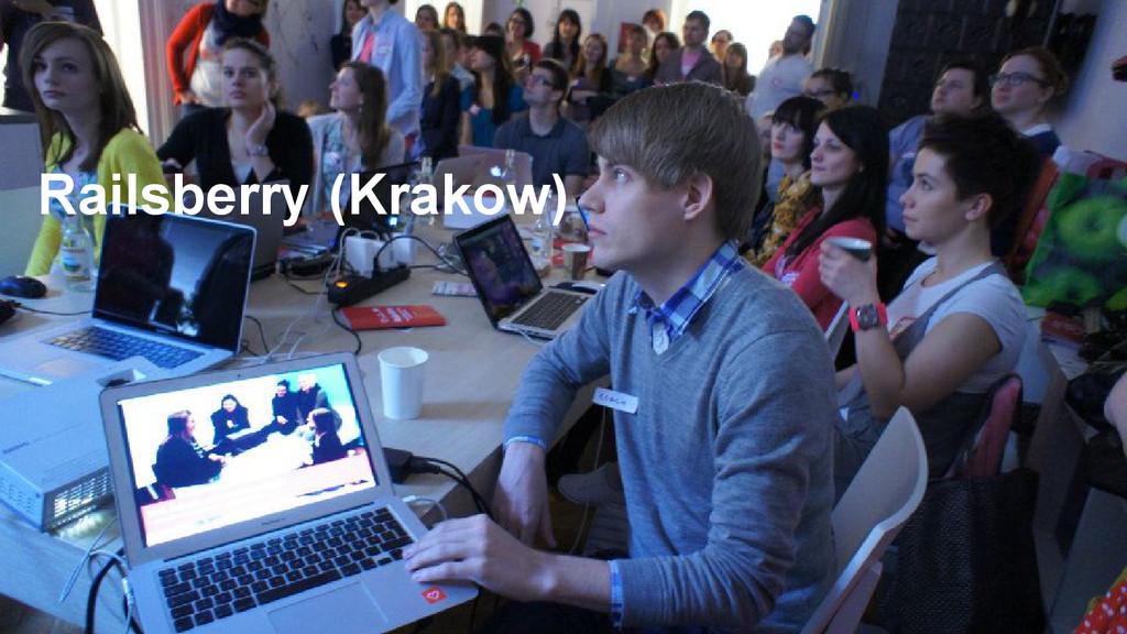 Railsberry (Krakow)