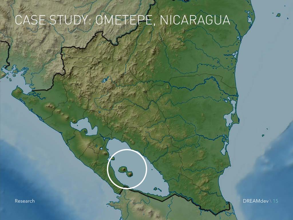 CASE STUDY: OMETEPE, NICARAGUA DREAMdev \ 15 Re...